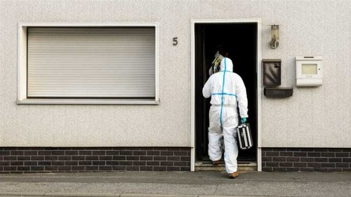 Several babies found dead in German apartment