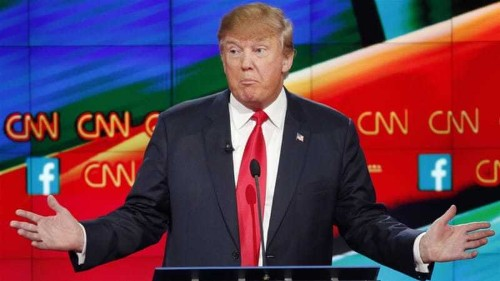 'Chaos candidate': Trump attacked over Muslim ban plans