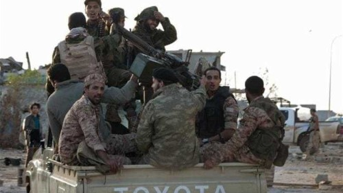 Libya forces recapture parts of Benghazi