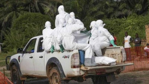 Ebola virus spreads to Liberia medical staff