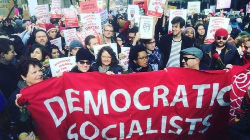 More Americans joining socialist groups under Trump