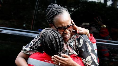 Kenya attack: all accounted for in Al-Shabab hotel raid