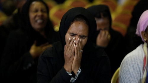 'Lost them forever': Ethiopia pays tribute to slain army chief