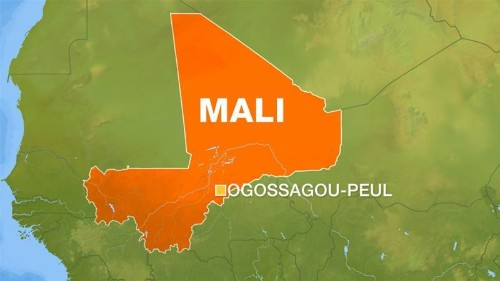 'Scores killed' after attack in central Mali village