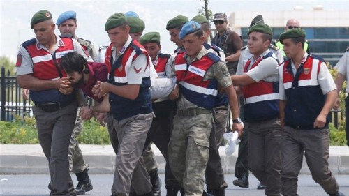 Turkey coup: Court hands 17 top generals 141 life terms