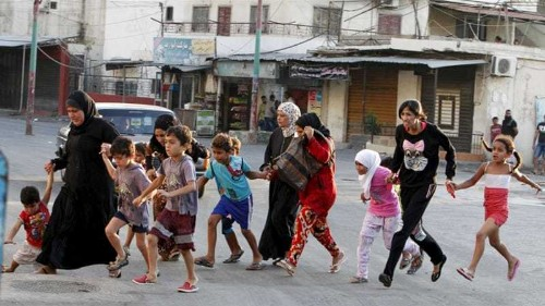 Deadly clashes hit Palestinian refugee camp in Lebanon