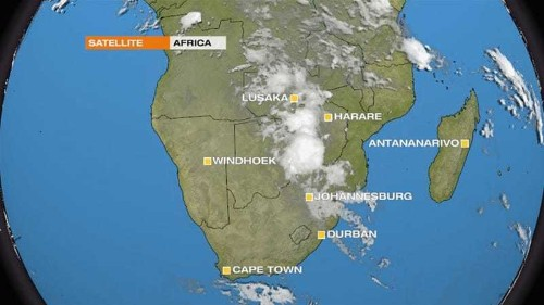Deadly floods hit South Africa