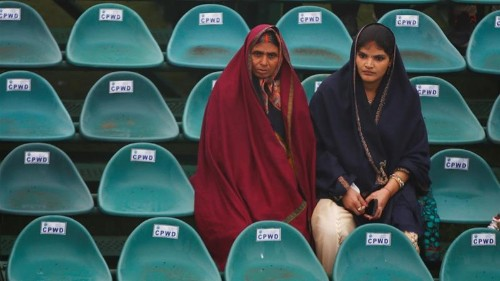63 million women 'missing' across India
