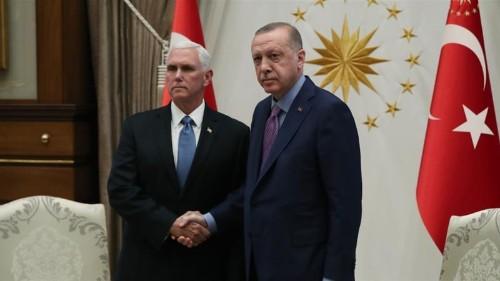 Full text of Turkey, US statement on northeast Syria