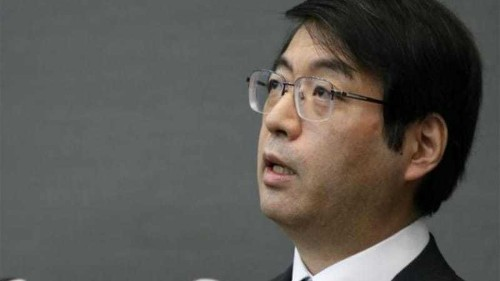 Scandal claims Japanese scientist's life