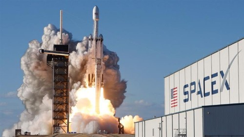SpaceX: Another step to breaking a monopoly