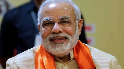 Modi: From tea boy to India's leader