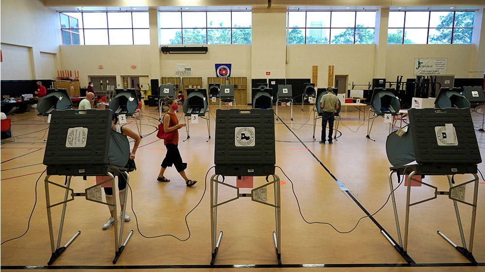 Control of US Senate in play with primary elections in 3 states