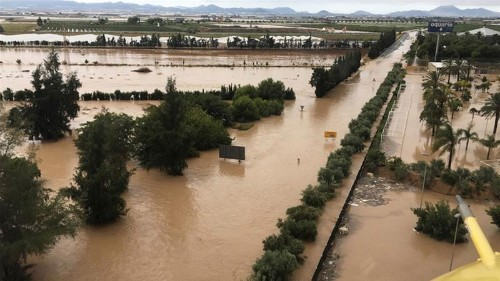 At least two killed in eastern Spain floods