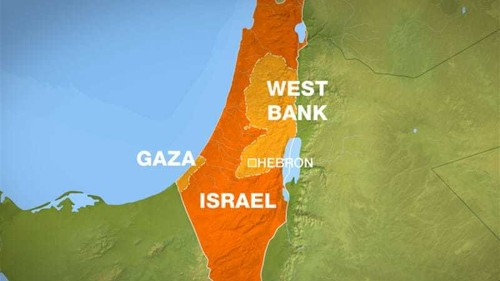 Palestinians killed by Israeli forces