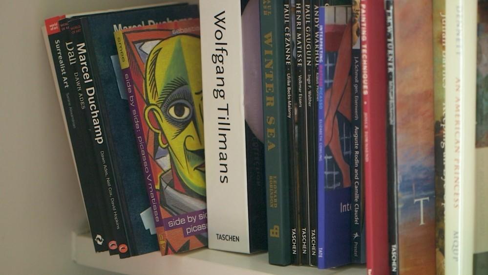 Framing the self: The rise of the bookshelf aesthetic