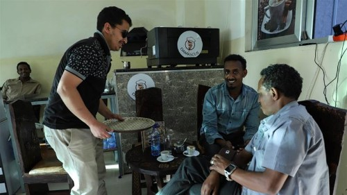 How hundreds of Syrians found refuge in Ethiopia
