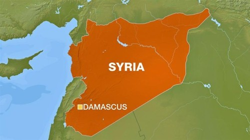 Syrian air defence repels Israeli attack in south: State media