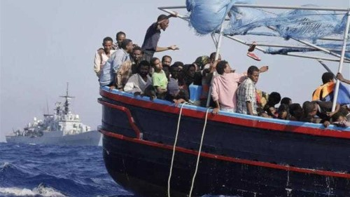 Deadliest year for migrants crossing Med