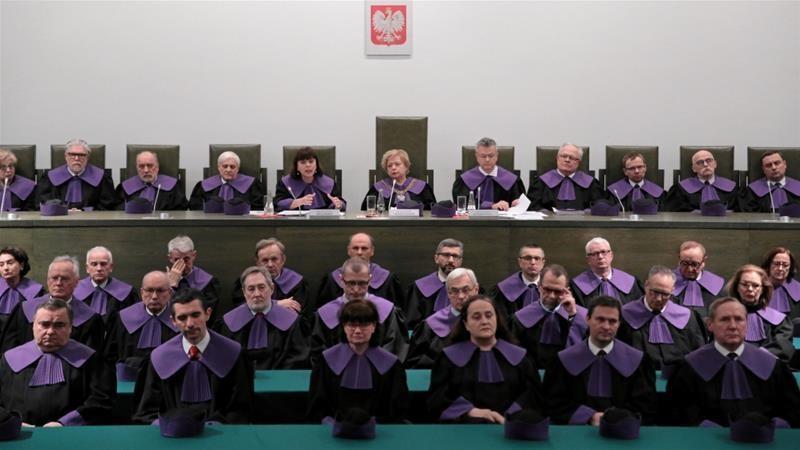 Poland picks chief justice candidates amid judicial overhaul