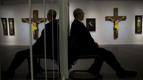 McJesus in Palestine: Using bad art to whitewash Israel's crimes
