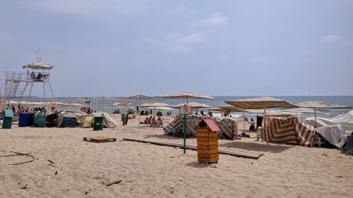 Beirut's last public beach faces creeping privatisation
