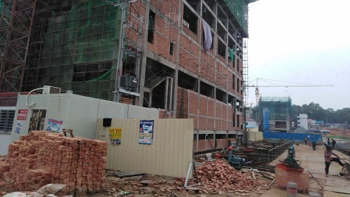 In a Cambodia beach town, China-led building boom flouts rules