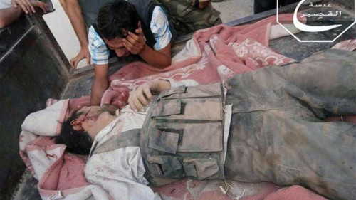Activist group says Syria war killed 150,000