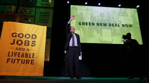 Sanders proposes $16.3 trillion Green New Deal to woo 2020 voters