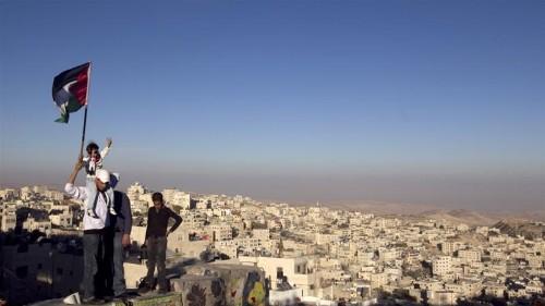 Israel's Judaisation of Palestine is failing