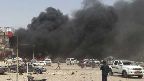 Iraqi Kurds targeted by twin car bomb blasts