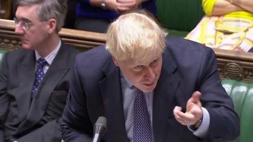 UK parliament snubs Boris Johnson's Brexit deal