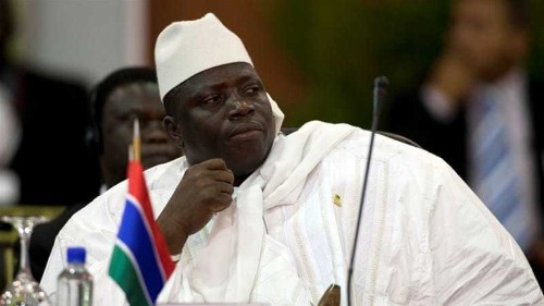 Eight Gambian soldiers sentenced over coup plot