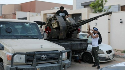 'Neighbourhoods turning into battlefields' around Libyan capital