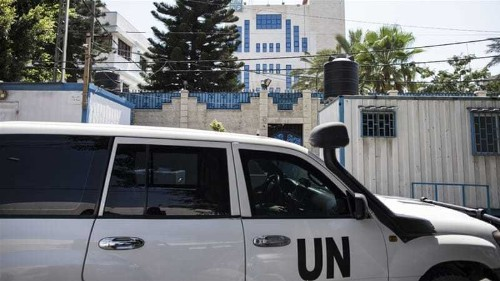 Israel charges UNDP staffer with helping Hamas