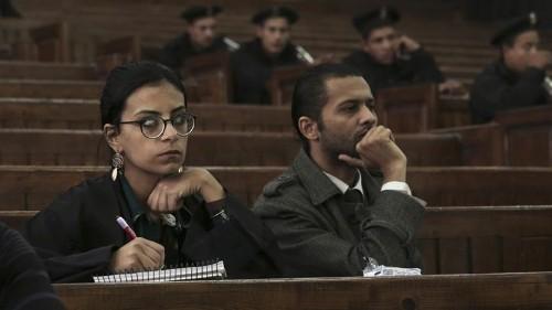 Egyptian authorities detain award-winning human rights lawyer