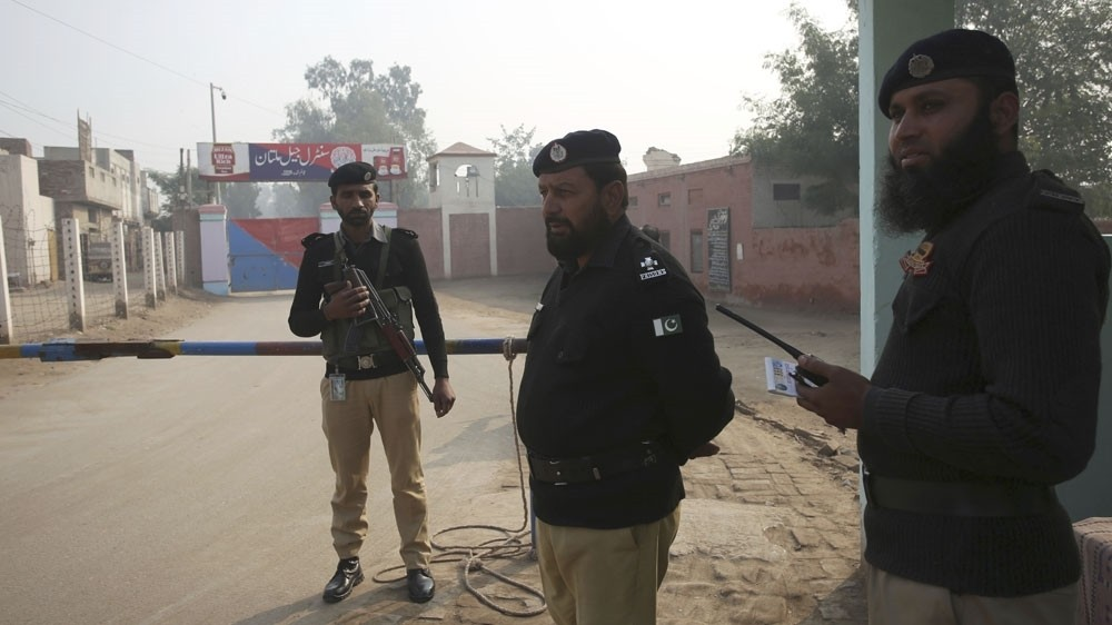 Pakistan Christian man sentenced to death for 'blasphemous texts'