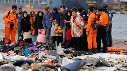 Indonesia believes it has located Lion Air's fuselage, black box