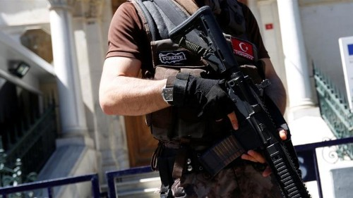 Turkey academic jailed after raids on professors and activists