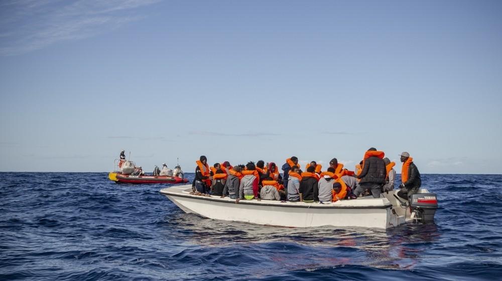 Two dozen migrants feared drowned off Libya's coast