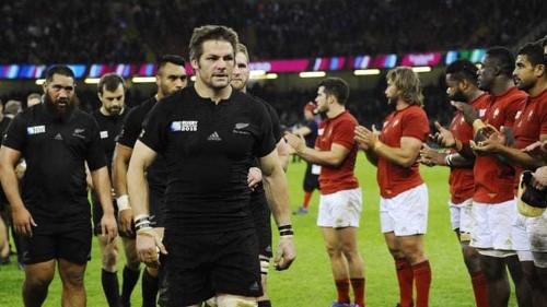 New Zealand thrash France to reach World Cup semis
