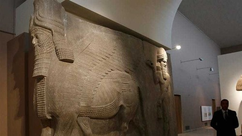 Iraq officials say ISIL ransacked ancient Assyrian site