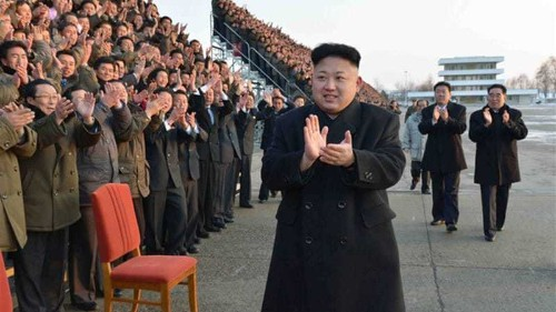 Koreas hold rare talks to ease tensions