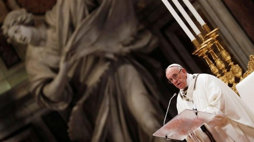 Pope appeals to EU leaders to let stranded migrants ashore