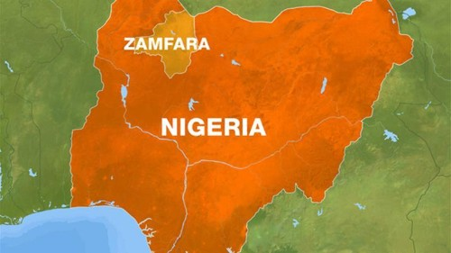 Dozens killed in clashes between Nigeria villagers and 'bandits'