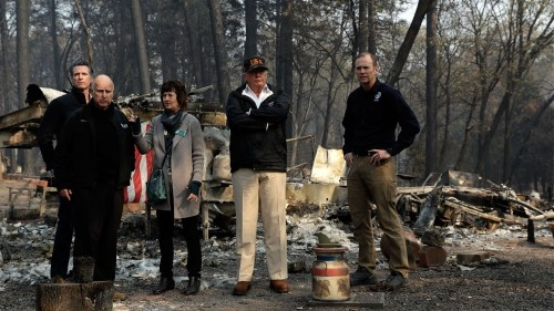 North California fire: Death toll at 77, about 1,000 missing