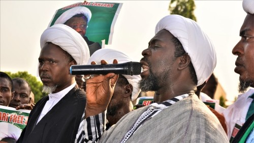 Nigeria's Shia protesters: A minority at odds with the government