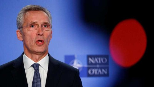 Will NATO take a greater role in the Middle East?
