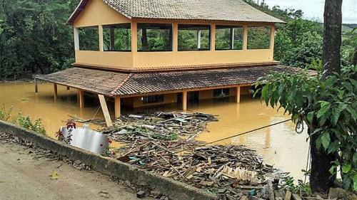 20 people killed in storm-hit Brazil