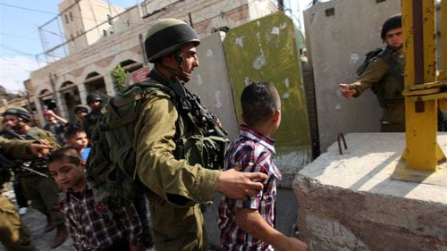 Palestinian youths face Israeli abuse: report